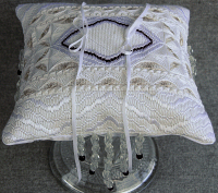 Victorian Ring Pillow